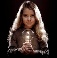 girl-holding-a-lightbulb-kevin-curtis